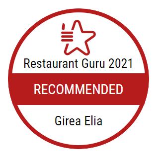 Girea Elia badge